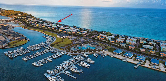 Bimini Bay Pool the birthplace of our successful online businesses