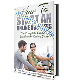 Start An Online Store Crash Course