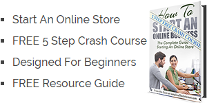 Start An Online Business Crash Course