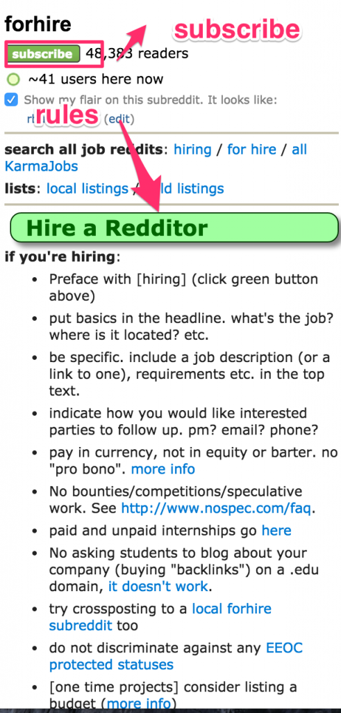 reddit rules from 7 tips for getting started with reddit