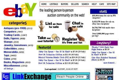 Starting a Company In College to compete with ebay