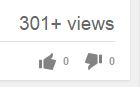 301 YouTube Views Rank