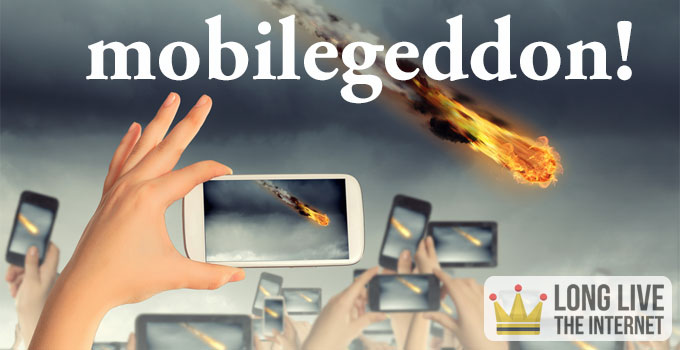 Mobilegeddon what should I do