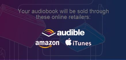Publishing your audio book on amazon itunes and audible