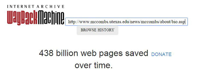 wayback machine for wikipedia backlink content creation