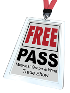 free pass trade show for online store