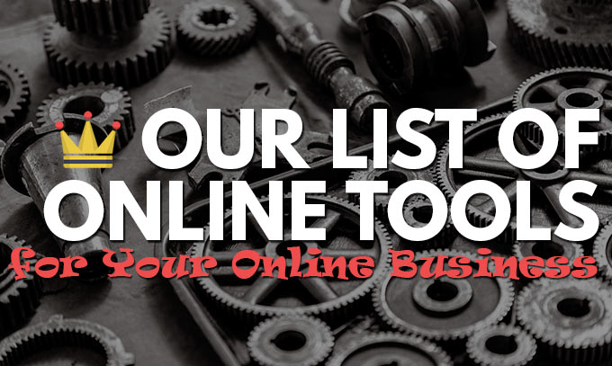 Tools for your Online Store