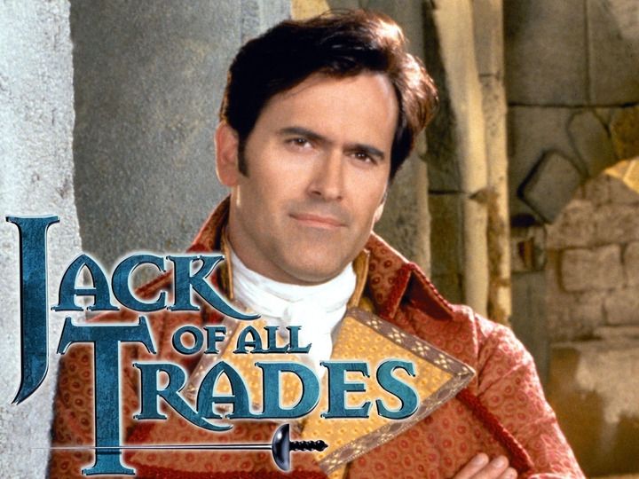 I had no idea there was a show called Jack of All Trades. Did you?