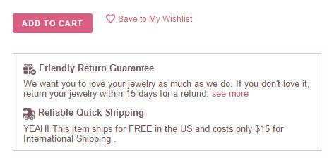 ecommerce free us shipping