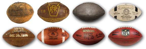 selling footballs online